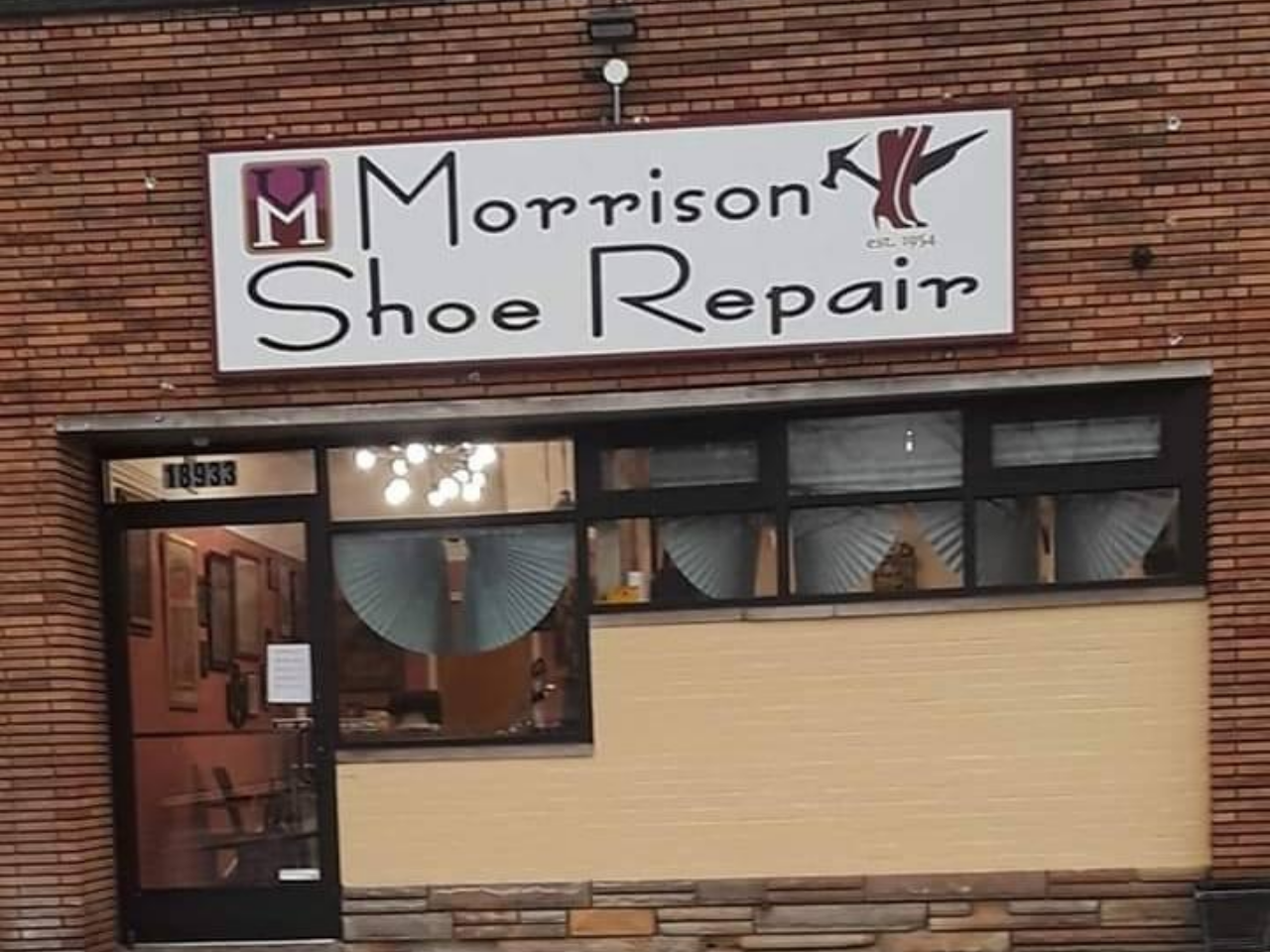 House of Morrison Shoe Repair